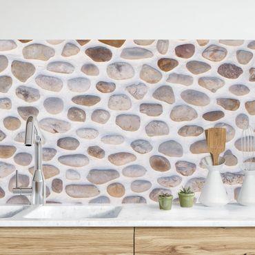 Rivestimento cucina - Pietre andaluse