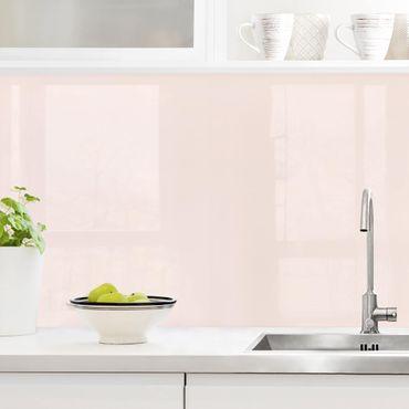 Rivestimento cucina - Color perla rosata