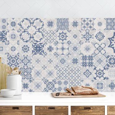 Rivestimento cucina - Ceramiche Agadir blu