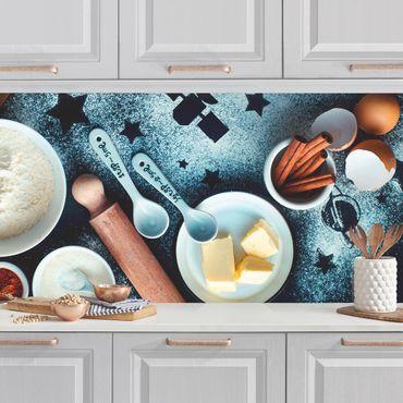 Rivestimento cucina - Cucina per astronomi