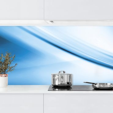 Rivestimento cucina - Deep Blue Heaven