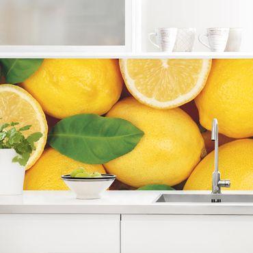 Rivestimento cucina - Limoni Succosi
