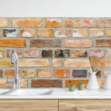 Rivestimento cucina - Colori della parete