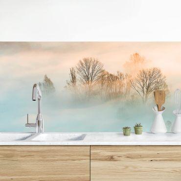 Rivestimento cucina - Nebbia Al Sorgere Del Sole