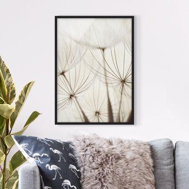 Poster con cornice - Gentle Grasses - Verticale 4:3