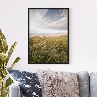Poster con cornice - Dunes Dream - Verticale 4:3