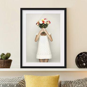 Poster con cornice - personalizzata con foto