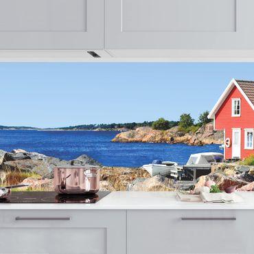 Rivestimento cucina - Vacanze In Norvegia