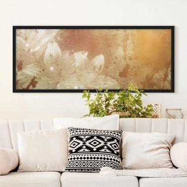 Poster con cornice - Lilith - Panorama formato orizzontale