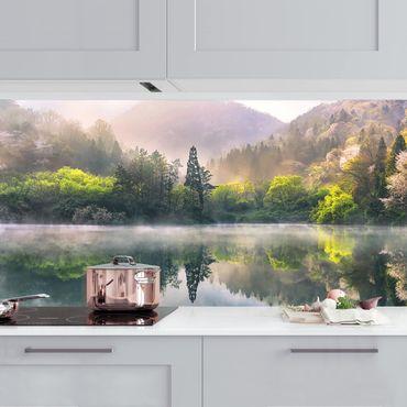 Rivestimento cucina - Mattina Calma