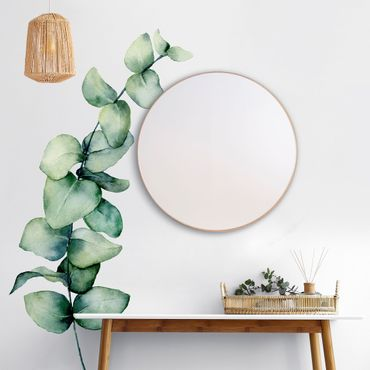 Adesivo murale - Acquerello Eucalyptus XXL