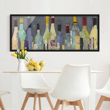 Poster con cornice - Stappata - Spirits - Panorama formato orizzontale