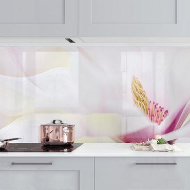Rivestimento cucina - Fiore Di Magnolia Delicato