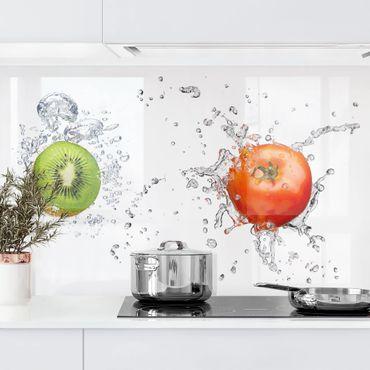 Rivestimento cucina - Composizione frutta fresca