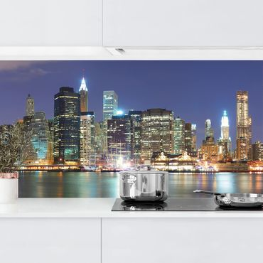 Rivestimento cucina - Manhattan A New York City