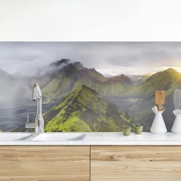 Rivestimento cucina - Storkonufell Islanda