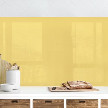 Rivestimento cucina - Color miele