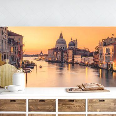 Rivestimento cucina - d'oro Venezia
