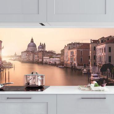Rivestimento cucina - Serata A Venezia