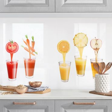 Rivestimento cucina - Spremute fresche I