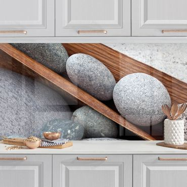 Rivestimento cucina - Ancora Vita Con Grey Stones