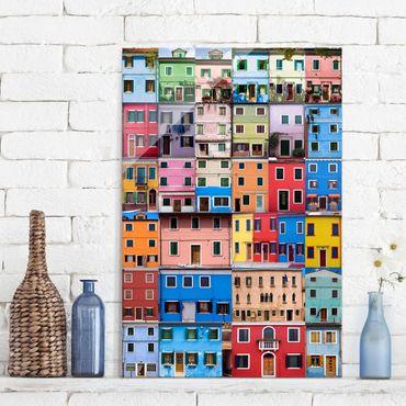 Quadro in vetro - Venetian Homes - Verticale 2:3