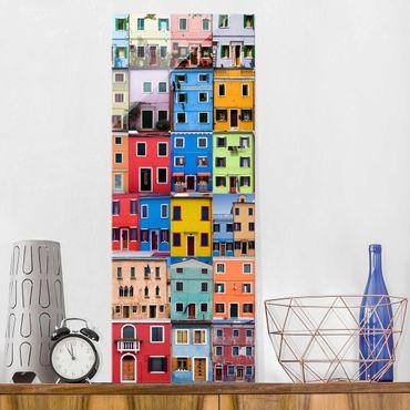 Quadro in vetro - Venetian Homes - Pannello