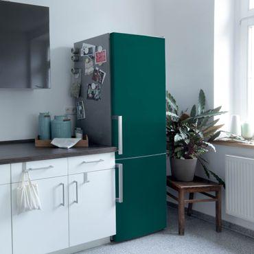 Carta Adesiva per Mobili - Colour Pine Green