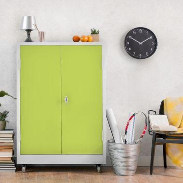 Carta Adesiva per Mobili - Colour Spring Green