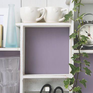Carta Adesiva per Mobili - Colour Lavender