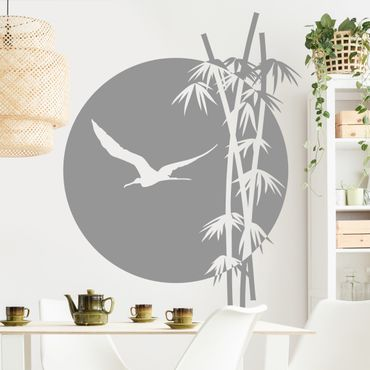 Adesivo murale No.SF980 Bamboo