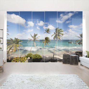 Tende scorrevoli set - Beach Of Barbados