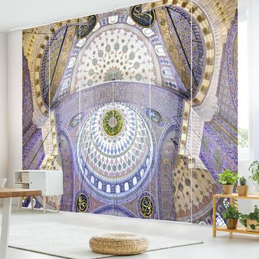 Tende scorrevoli set - Blue Mosque In Istanbul