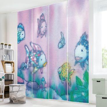 Tende scorrevoli set - The Rainbow Fish - Underwater Paradise