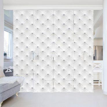 Tende scorrevoli set - Diamond White Luxury