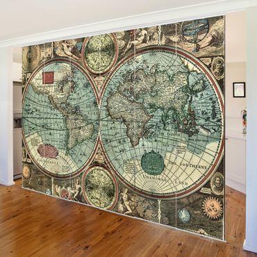 Tende scorrevoli set - The Old World