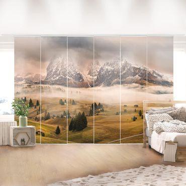 Tende scorrevoli set - Dolomite Myths