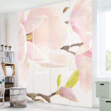 Tende scorrevoli set - Royal Magnolia