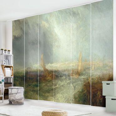 Tende scorrevoli set - William Turner - Ostend