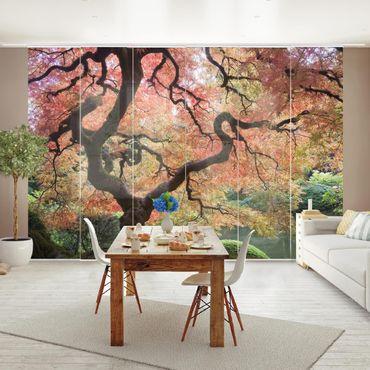 Tende scorrevoli set - Japanese Garden