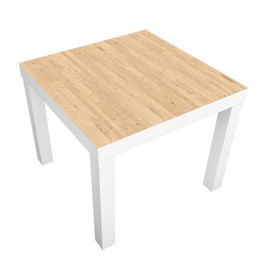 Carta adesiva per mobili IKEA - Lack Tavolino Apple Birch