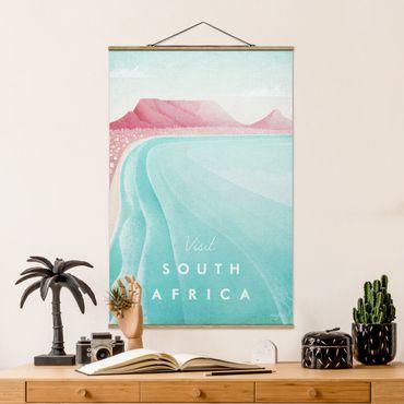 Foto su tessuto da parete con bastone - Poster Travel - Sud Africa - Verticale 3:2