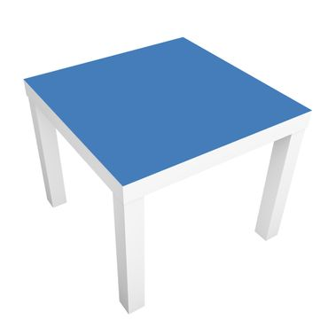 Carta adesiva per mobili IKEA - Lack Tavolino Colour Royal Blue