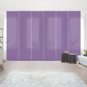 Tenda scorrevole set - Lilac