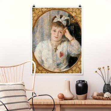 Poster - Auguste Renoir - Marie Murer - Verticale 4:3