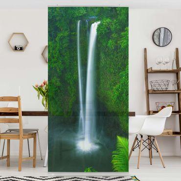 Tenda a pannello Paradisaic Waterfall 250x120cm