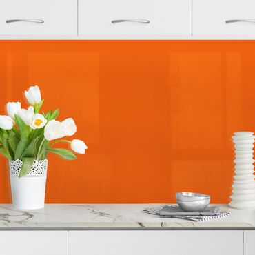 Rivestimento cucina - Color carota