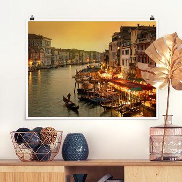 Poster - Canal Grande di Venezia - Orizzontale 3:4