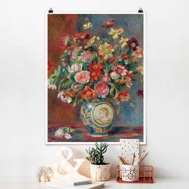 Poster - Auguste Renoir - Vaso - Verticale 4:3