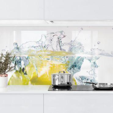 Rivestimento cucina - Limone E Lime In Acqua